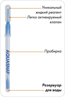 Одноразовый экспресс-тест АКВАСНАП